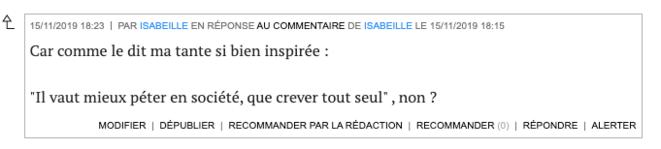 © Isabeille