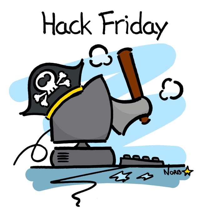 Hack Friday © Norb