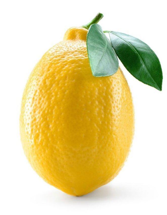 Citron détoxifie le foie