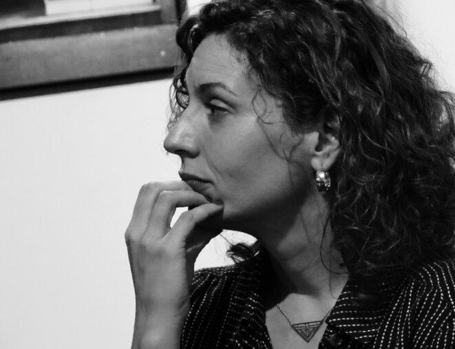 La réalisatrice Mila Turajlić © S.C.
