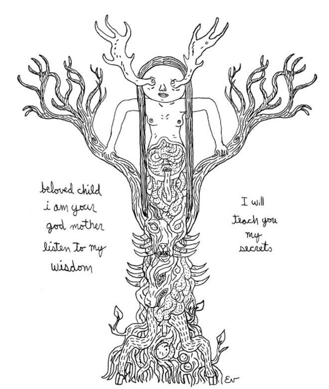 goodmother-totem