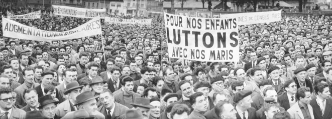 La grève, un moyen de lutte pour les travailleurs