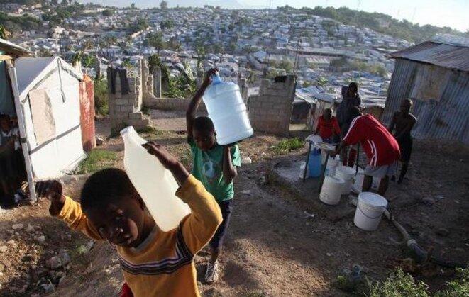 © Photo : haiti-progres.com