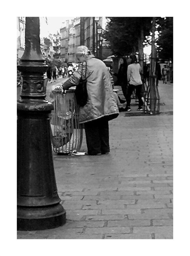 L'abandon des anciens est l'abandon d'une richesse sociale © Sylvie Burr Domaine public