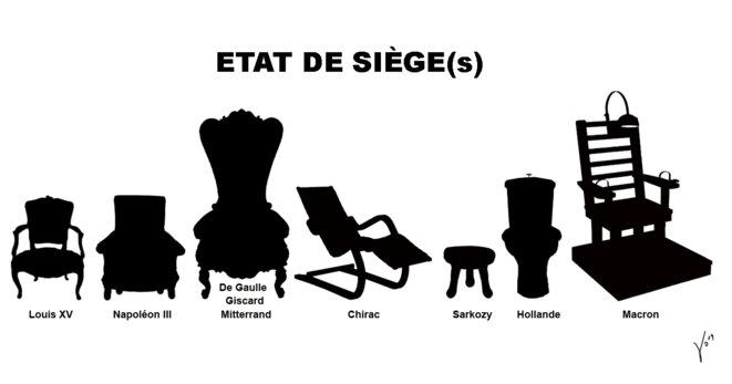 Comme dans un fauteuil © Lionel DESCHAMPS