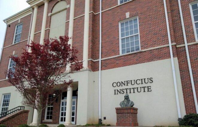 Institut Confucius de l'Université Troy.  Photo: Wikicommons