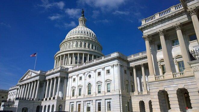 Capitol Hill, Washington © MotionStudios