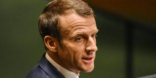 Macro devrait-il démissionner ? © Pierre Reynaud