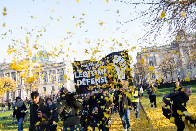 Légitime défense © Marc MEINAU