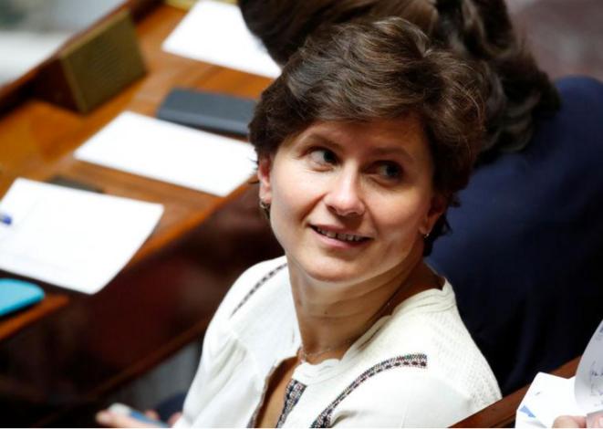 La ministre des sports Roxana Maracineanu. © Reuters