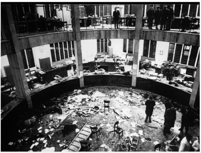 """L'attentat de Piazza Fontana. """"Il Manifesto"""", 11.12.19"""