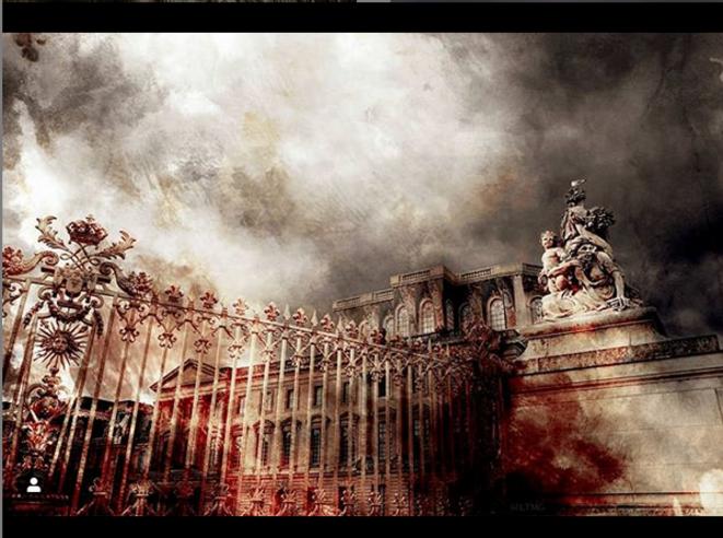 Révolution #Versailles © Luna TMG