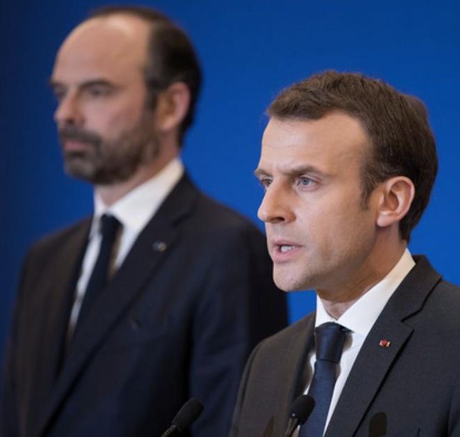 Les têtes de l'exécutif © Reuters