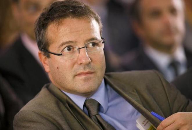 Martin Hirsch, directeur général de l'AP-HP depuis 2013. © Reuters