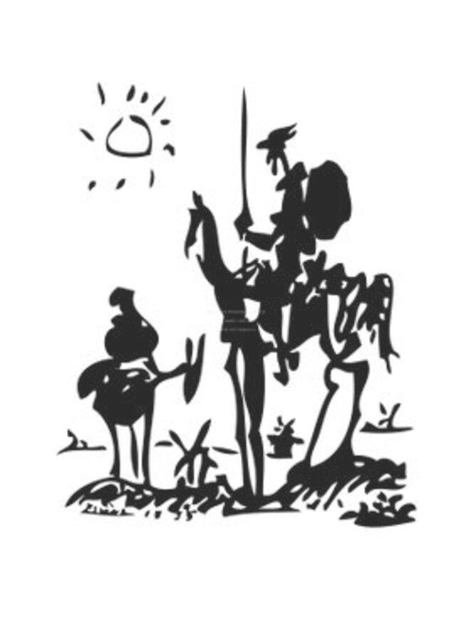 Don Quichotte © Pablo PICASSO