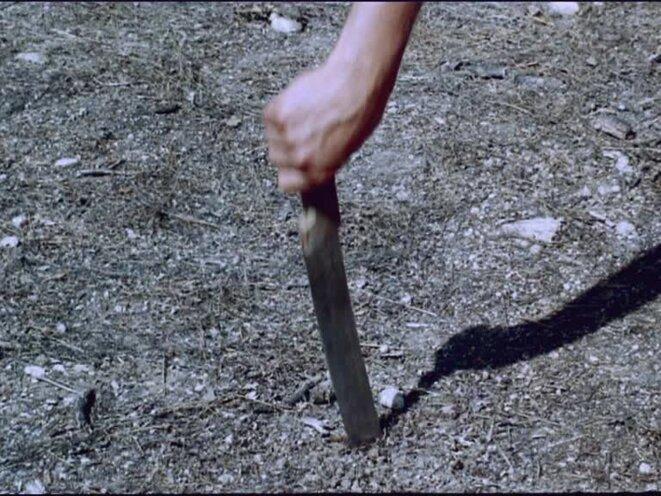 La Mort d'Empédocle - Der Tod des Empedokles (1987) © Jean-Marie Straub et Danielle Huillet