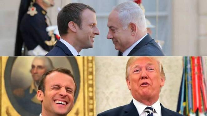 macron-netanyahu-trump-copie