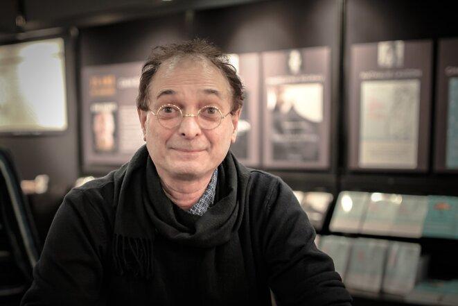 Normand Baillargeon © Courtoisie des Éditions Écosociété