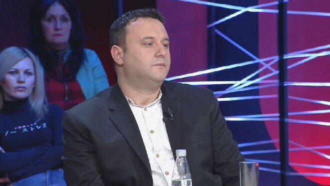 L'historien albano-canadien Olsi Jazexhi