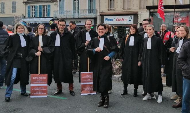 Les avocats se sentent aussi concernés