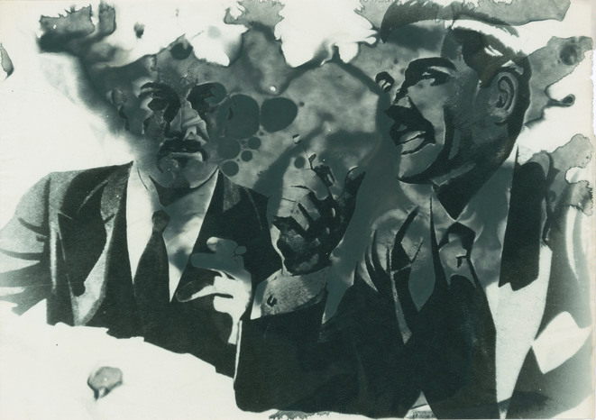Sigmar Polke, Sans titre, 1970-1980, Collection de Georg Polke © The Estate of Sigmar Polke, Cologne/ ADAGP, 2019