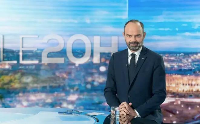Édouard Philippe, primer ministro, el 11 de diciembre de 2019. © DR