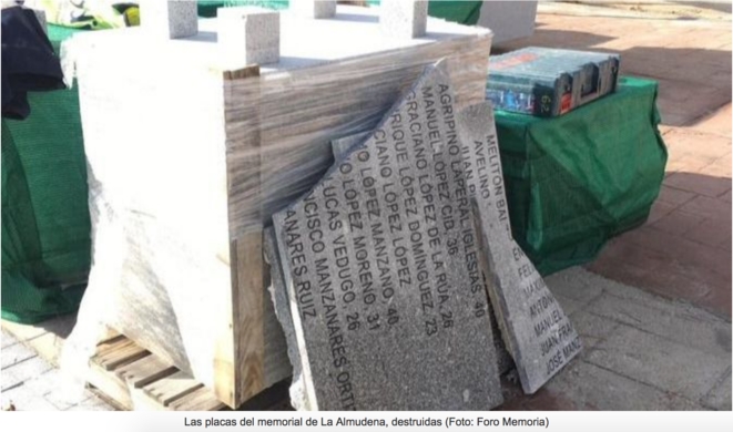 """""""Diariocritico"""", 26 novembre 2019, <https://www.diariocritico.com/nacional/reconversion-memorial-republicano-almudena-todas-victimas>"""