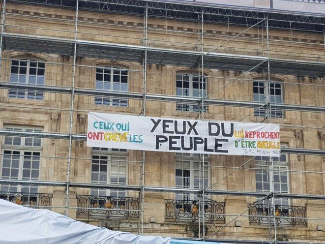 À Bordeaux, le 23 novembre 2019 ©DR