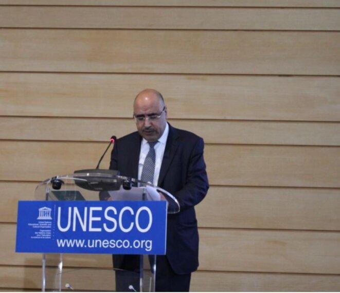 S.E.M. Ibrahim ALBALAWI, Ambassadeur, Délégué Permanent du Royaume d'Arabie Saoudite auprès de l'UNESCO
