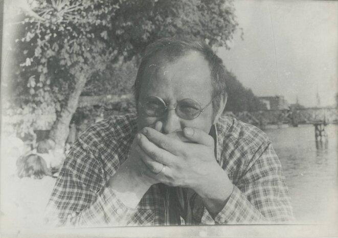 Sigmar Polke, Sans titre, (Sigmar Polke), Zurich, circa 1976-1977, Collection de Georg Polke © The Estate of Sigmar Polke, Cologne/ADAGP, 2019