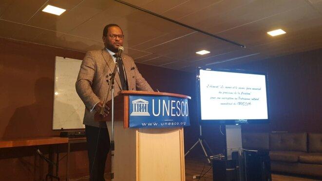 Henok Teferra SHAWL, Ambassadeur Extraordinaire et Plénipotentiaire d'Ethiopie en France et Délégué permanent auprès de l'UNESCO