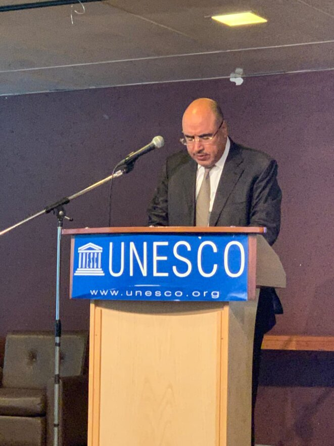 M. Ibrahim Albalawi,  Professeur des universités