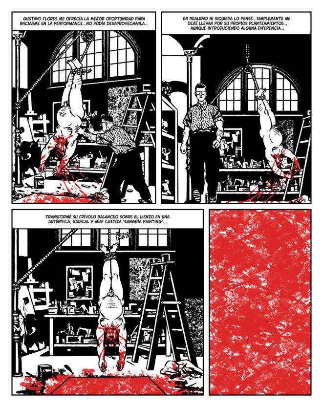 Moi, Assassin - Denoël Graphic © Dessins de Keko