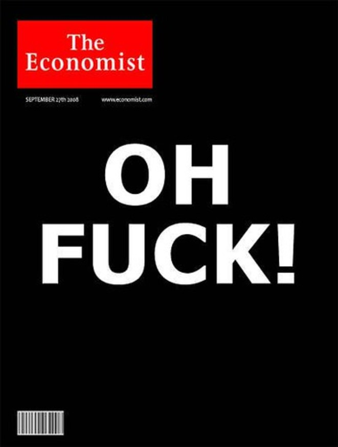 The Economist, 27 septembre 2008