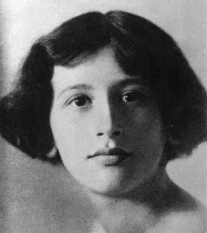 Simone Weil, 1921