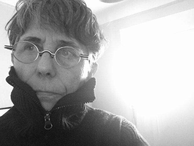 Portrait de l'auteure © Danièle Saint-Bois
