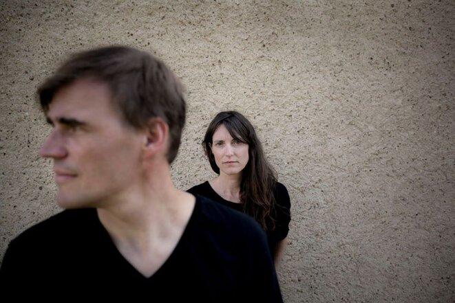 Geysir - Lionel Laquerrière et Marie-Céline Leguy