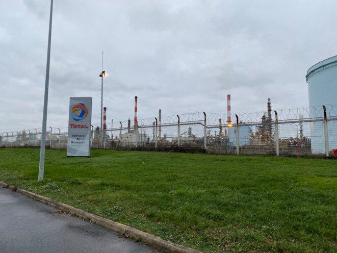 Raffinerie de Grandpuits