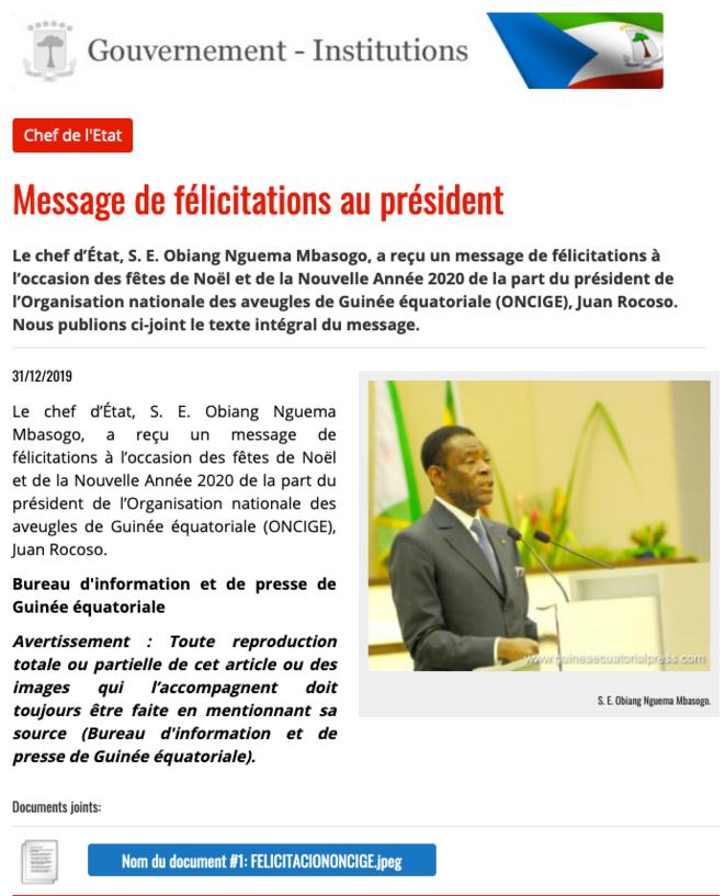 message-obiang-sur-le-site-gouvernemental