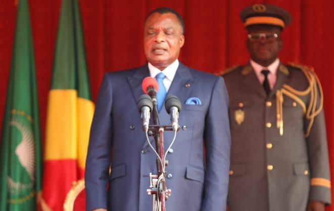 Prise de parole du Président Denis #Sassou N'Guesso le 31 décembre 2019