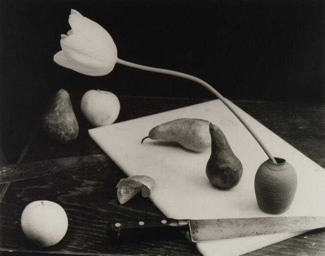 """Jan Groover, """"Sans titre"""", ca. 1985, Epreuve au gélatine-bromure d'argent, 30,3 x 38,1 cm, réf. B163.2 © Musée de l'Elysée, Lausanne Fonds Jan Groover"""