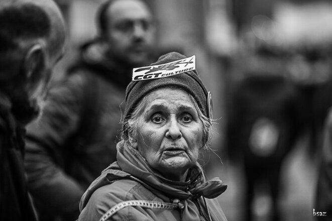 Paris, le 19 décembre 2019 © Bsaz