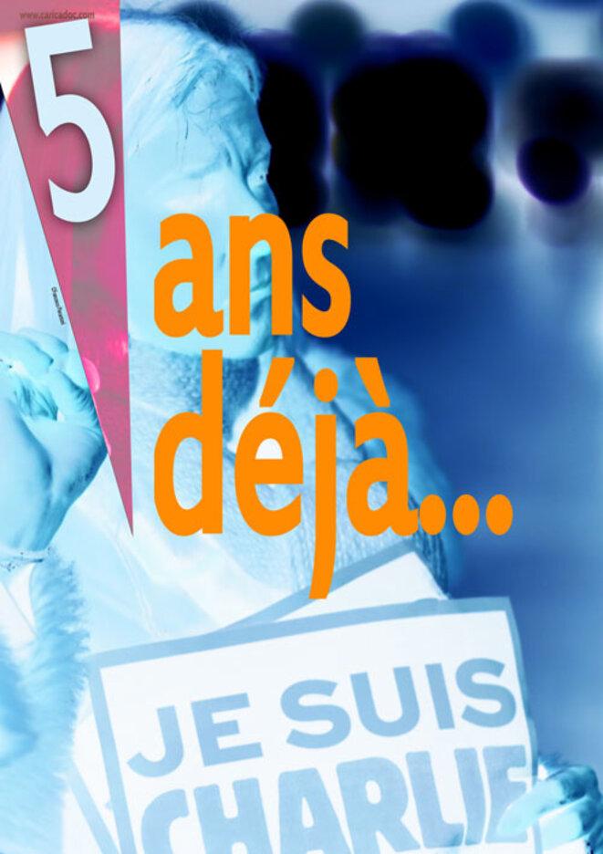 Charlie 5 ans déjà Une exposition en 22 paneaux de Guillaume Doizy