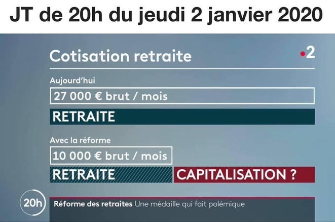 [capture d'écran du journal de France 2 du 2 janvier]