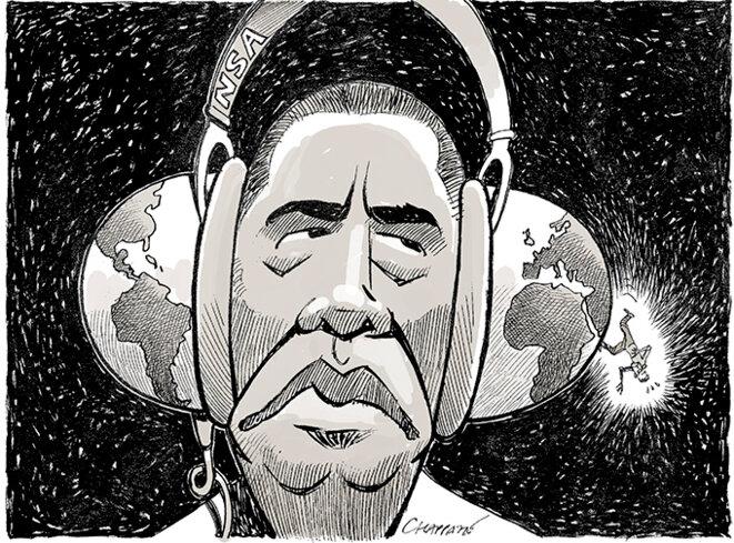 America's Big Ears © http://www.cartooningforpeace.org/en/dessinateurs/chappatte/