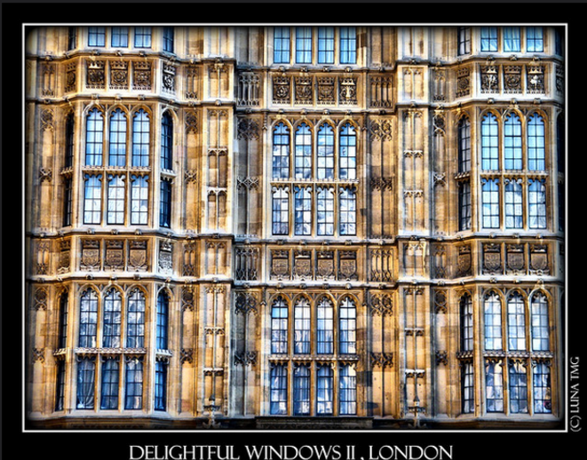 Delightful, Windows II, London © Luna TMG