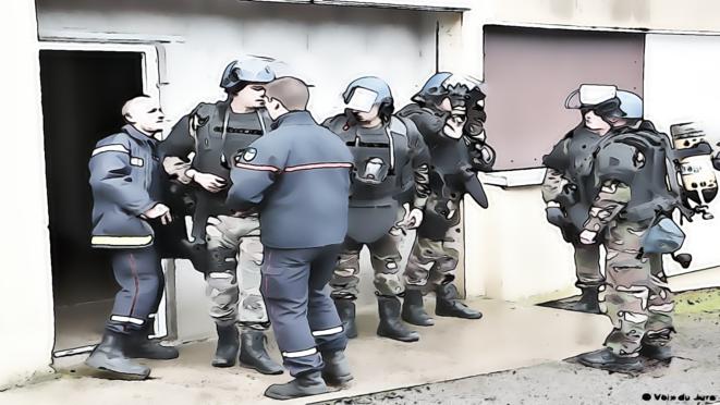 Sécurité Civile © FRANC SERRES