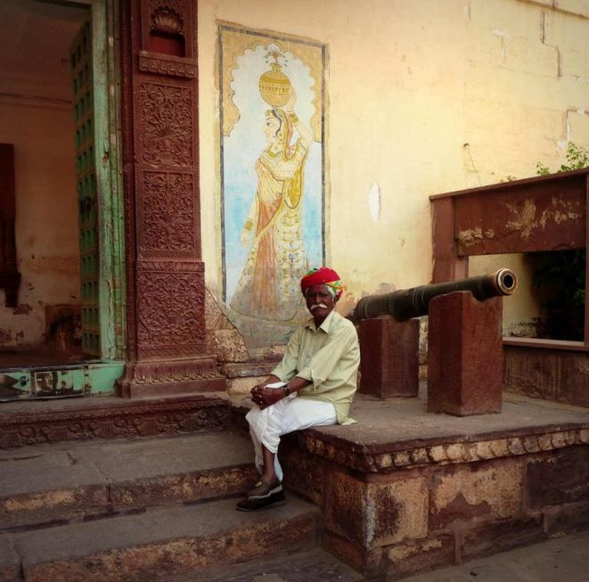 inde Rajasthan © Patrick Compas