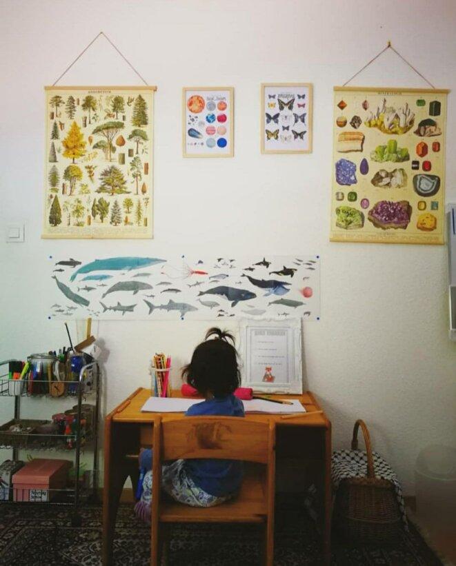 En France, plus de 25.000 familles ont opté pour l'instruction à domicile © Daily Khal