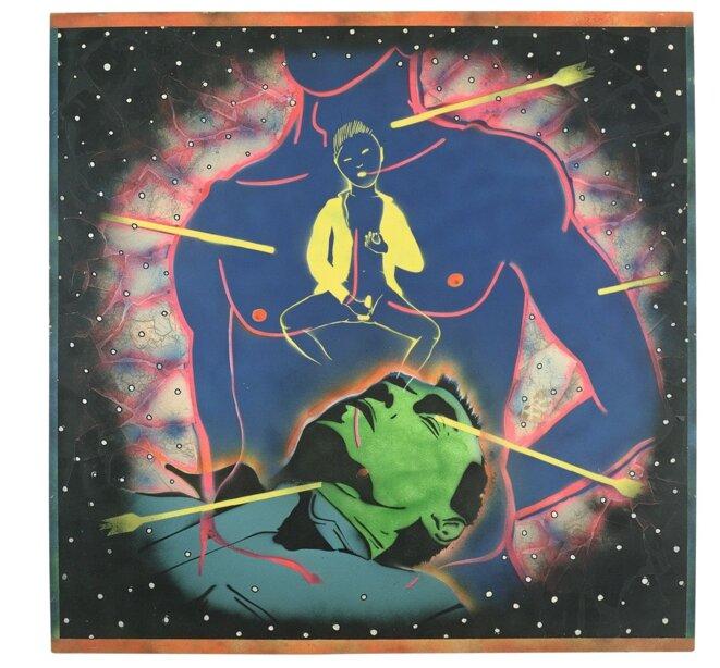 Peter Hujar Dreaming/Yukio Mishima : St. Sebastian, David Wojnarowicz, 1982